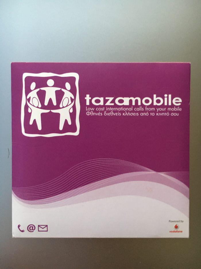 TazaMobile